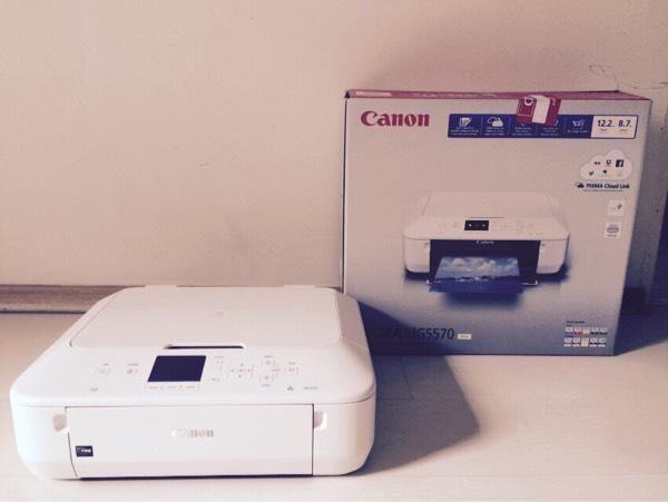 Canon printer PIXMA MG 5570