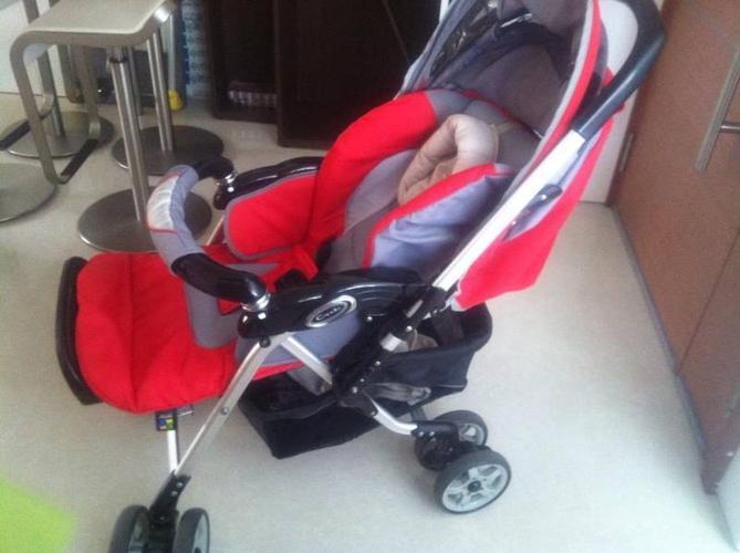capella stroller pre loved in super good condition