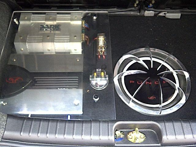 Car sound system for sell