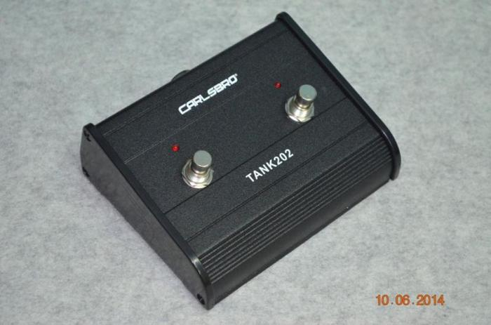 Carlsbro Tank TwoWay Footswitch For Sale In Jurong East - Two way footswitch