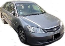 Cars For Rent - Honda Civic