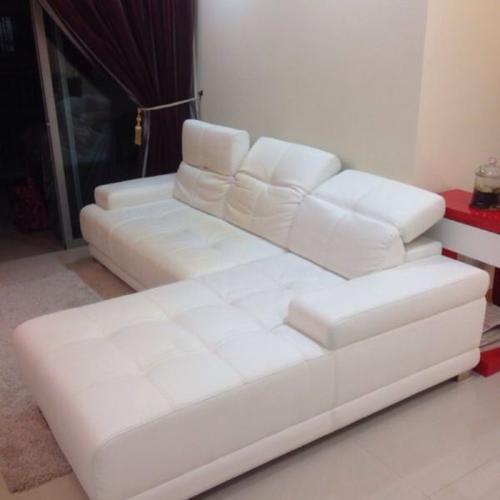 Casa Italy L-shaped sofa