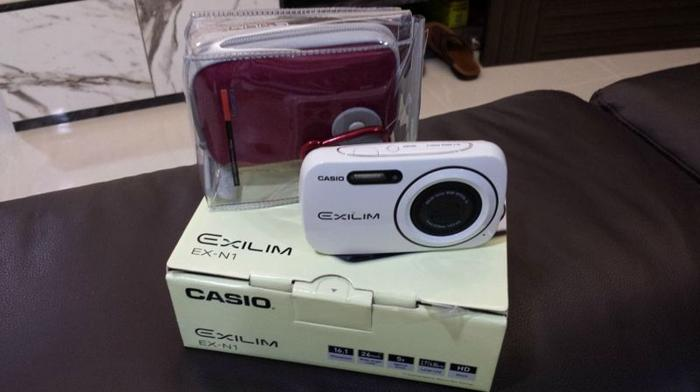 CASIO CAMERA EXILIM EX-N1 FOR ONLY $120
