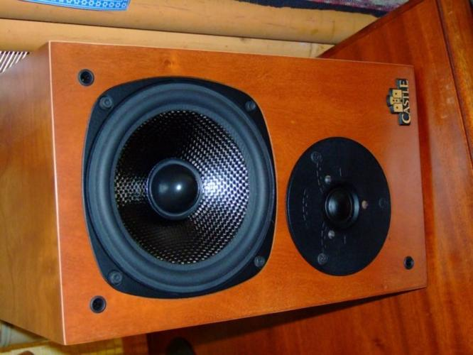 WTS: CASTLE RICHMOND 3i SPEAKERS