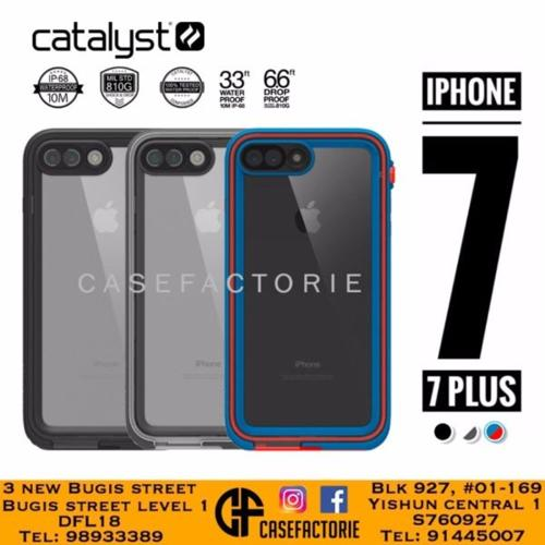 CATALYST WATERPROOF CASE FOR IPHONE 7/7 PLUS CASE