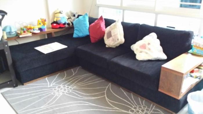 Cellini L Shape Sofa For