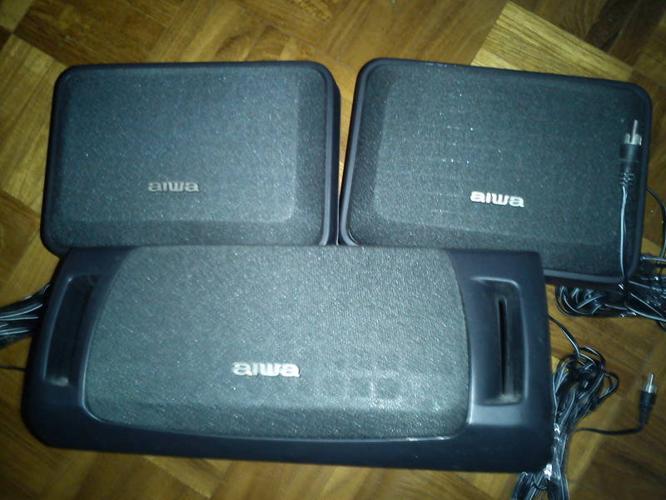 Cheap Good quality Aiwa surround sound speakers