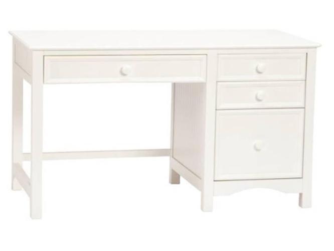 **CHEAP & NEW Bolton Wakefield Desk (white) FOR