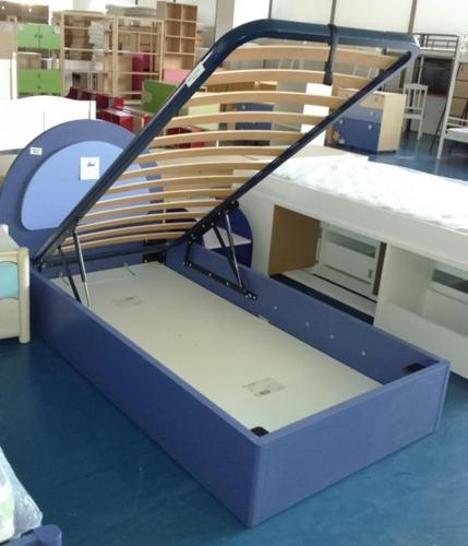 **CHEAP & NEW Single storage bed - Blue Notte FOR