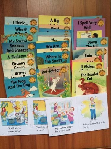 Children books - Pelangi Little Phonics reader for Sale in