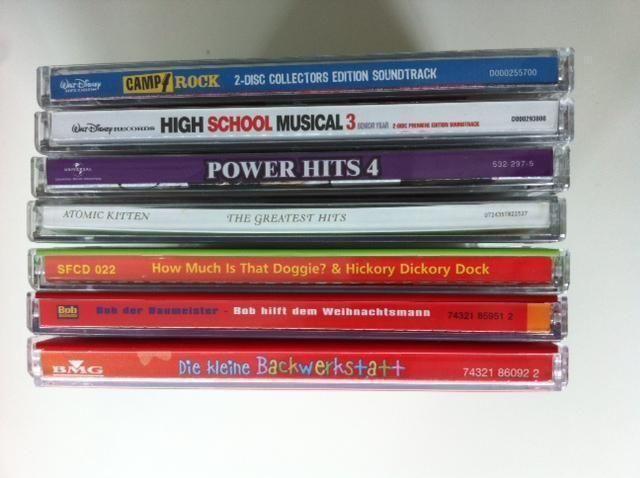 Children's CDs