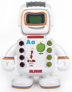 Children toy - Playskool Alphie Robot