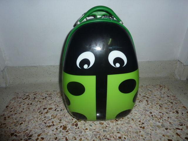 Children trolley luggage