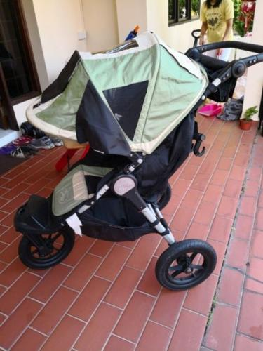City Eilte joggers baby Stroller