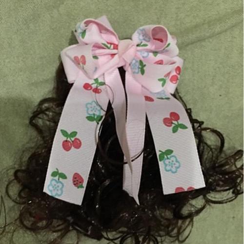 Clip On Wig