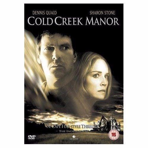 VCD: Cold Creek Manor ~ Sharon Stone, Kristen Stewart,