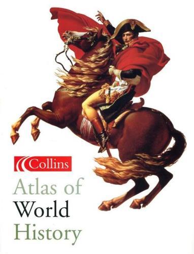 Collins Atlas of World History Paperback –