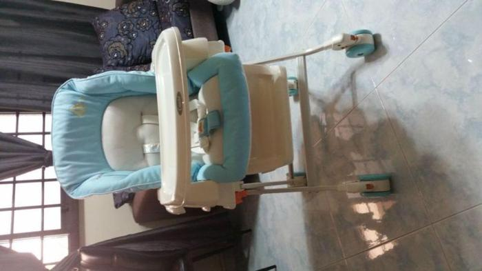 Combi bed/high chair for infants/kids only at $150