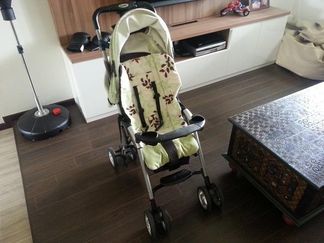 Combi Stroller/Pram (from newborn to 20kg), $115 (cond.