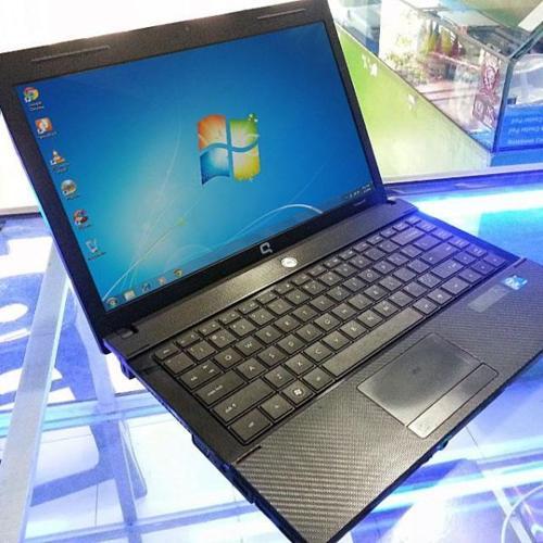 Compaq 420 Laptop Windows 7 Office WebCam WiFi Good ✓