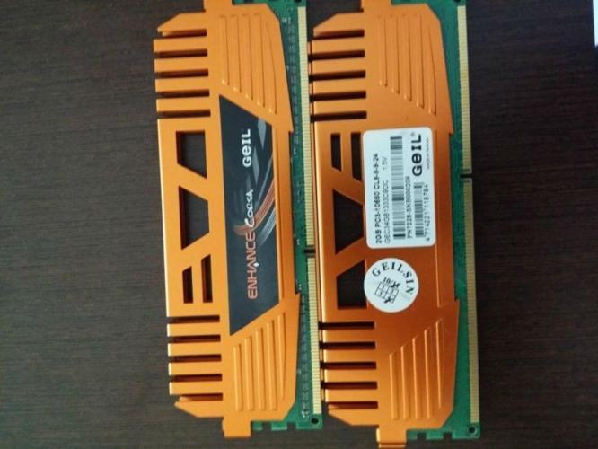 COMPUTER DESKTOP DDR3 MEMORY