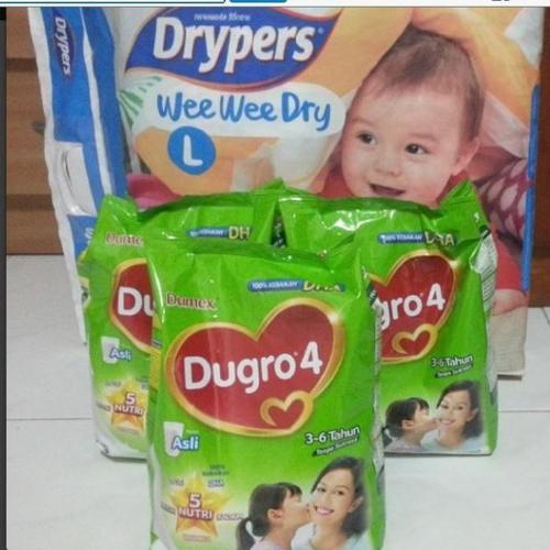 Consignment of Baby Milk Powder from Malaysia - Cheapest