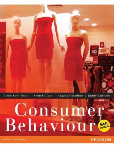Consumer Behaviour 6th Edition (Schiffman)