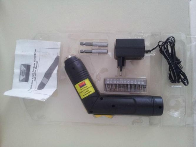 Cordless Electric scewdriver - $5 (Geylang)