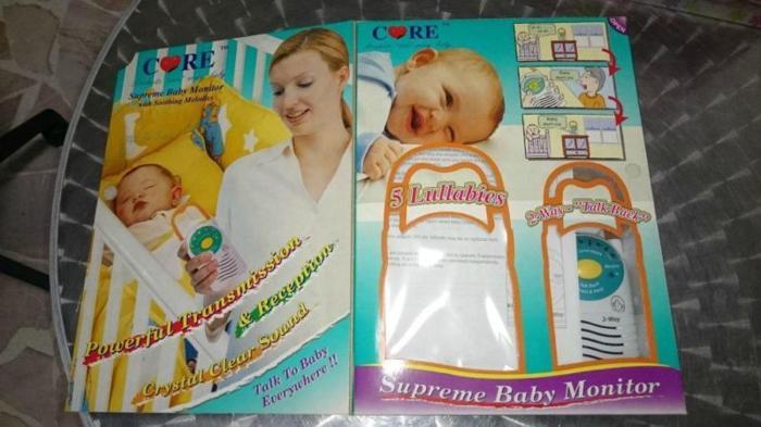 Core Supreme Baby Monitor
