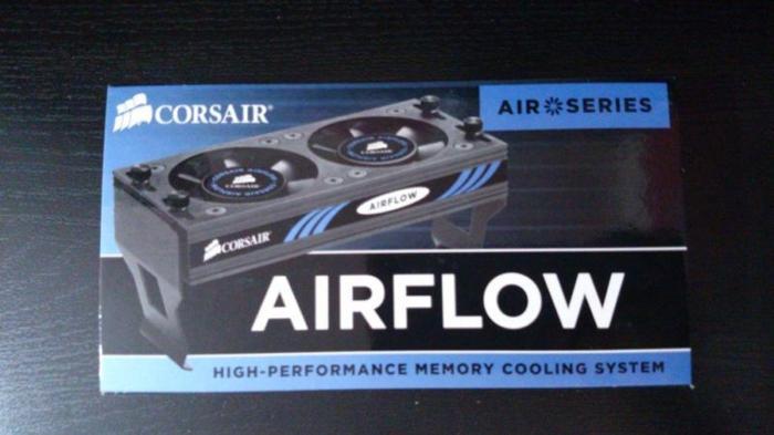 Corsair Dominator Airflow Memory Fan
