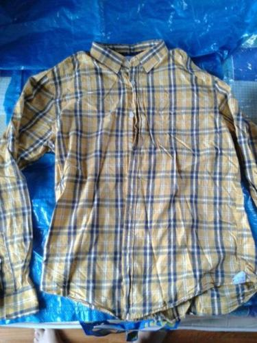 Cotton On Men's Shirt Yellow - Large