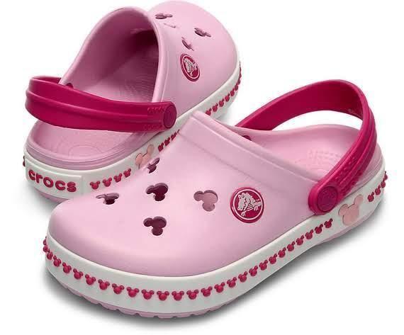 Crocs Kids' crocband Mickey Clog III