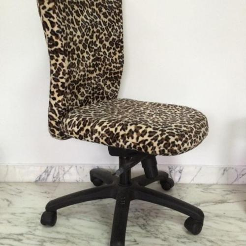 Custom made office chairs Office Furniture Custom Made Leopard Print Office Chair Chernomorie Custom Made Leopard Print Office Chair For Sale In Bedok South