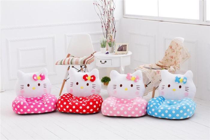 Cute Kids,Baby Sofa Hello Kitty Series