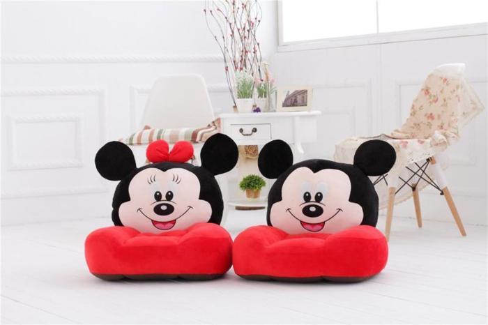 Cute Kids,Baby Sofa Mini & Mickey Series