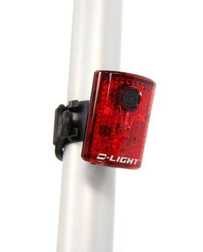 D-Light Red LED USB (Black)