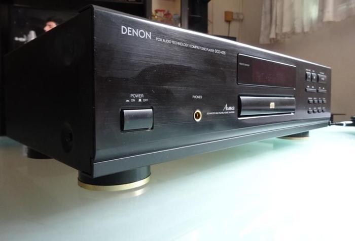 DENON AUDIOPHILE PCM AUDIO TECHNOLOGY / COMPACT DISC