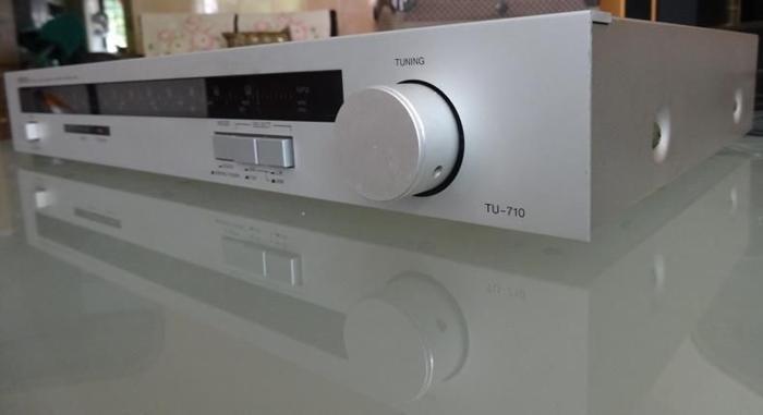 DENON Precision audio component / LW / MW / FM Stereo