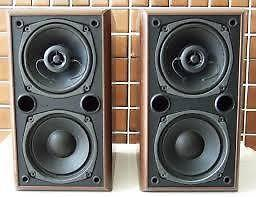 Denon SC M70 Bookshelf Speakers