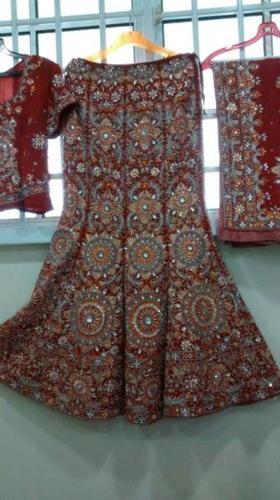 Designer Bridal Lehenga (Branded Indian Ethnic Wear)