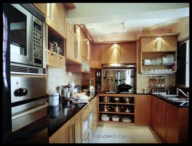Designer Custom Made Kitchen Cabinet Wardrobe Made In Singapore For