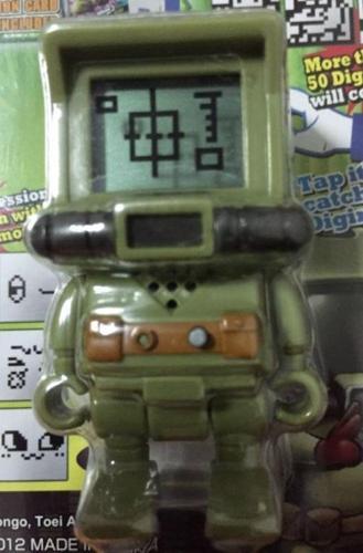 Digimon Catch Monitamon Bandai