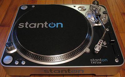 Direct Drive Stanton Turntable T.92