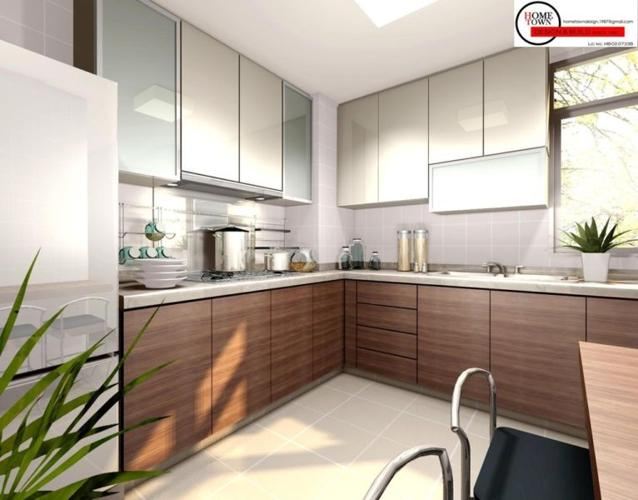 Direct Factory Kitchen Cabinet