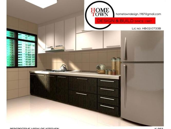 Direct Factory Kitchen Cabinet Don T Miss It For Sale In Sungei Kadut Street 1 North Singapore Classified Singaporelisted Com