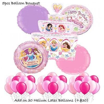 Disney Princess Balloons (USA Grade) Party Wholesale