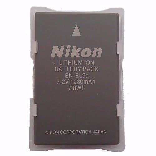 DSLR Nikon Lithium Ion Battery Pack 7.2V 1080mAh 7.8Wh