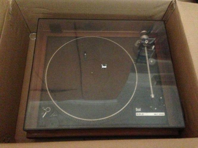 Dual Belt driven TurnTable Dual 505-2
