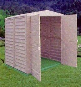Duramax PVC Garden Shed for Sale in Playfair Road, Northeast