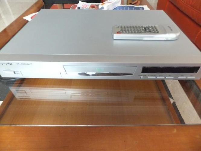 DVD player Terapin Ultra Sim profile PAL and NTSC like